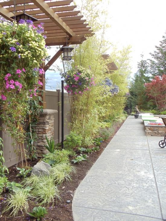 Cedar Mill Property – Arbor Detail